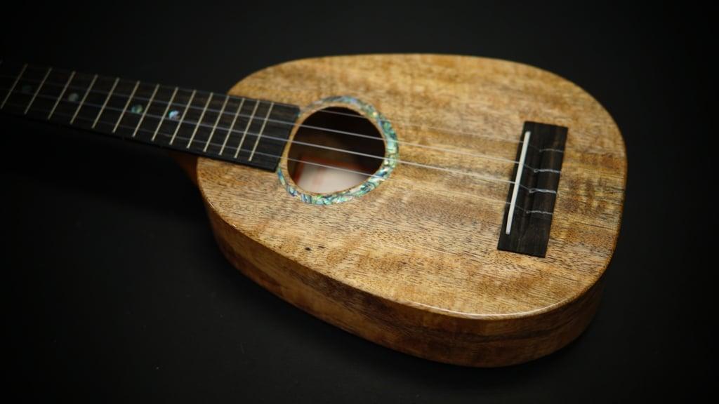 Image of KoAloha KSMR-03 Custom Mango Rosette Pineapple Longneck 12/23/19