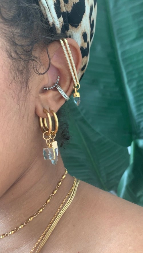 Image of AMOUR • Ear Cuff