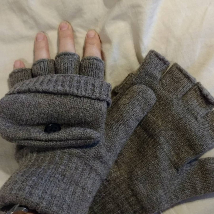 Image of Glomitts - Convertable mittens