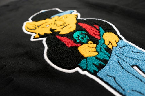 Image of TDDUP Chenille Patches