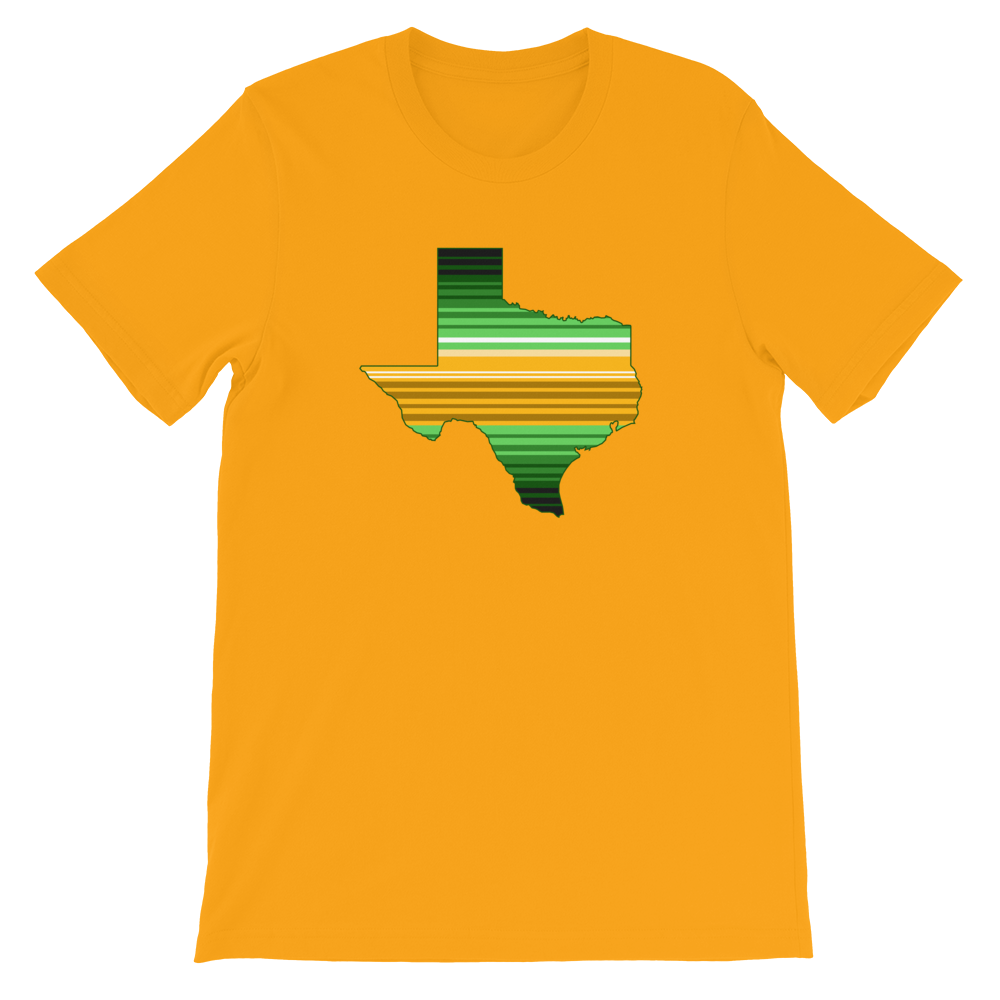 Image of TEXAS ZARAPE T GOLD