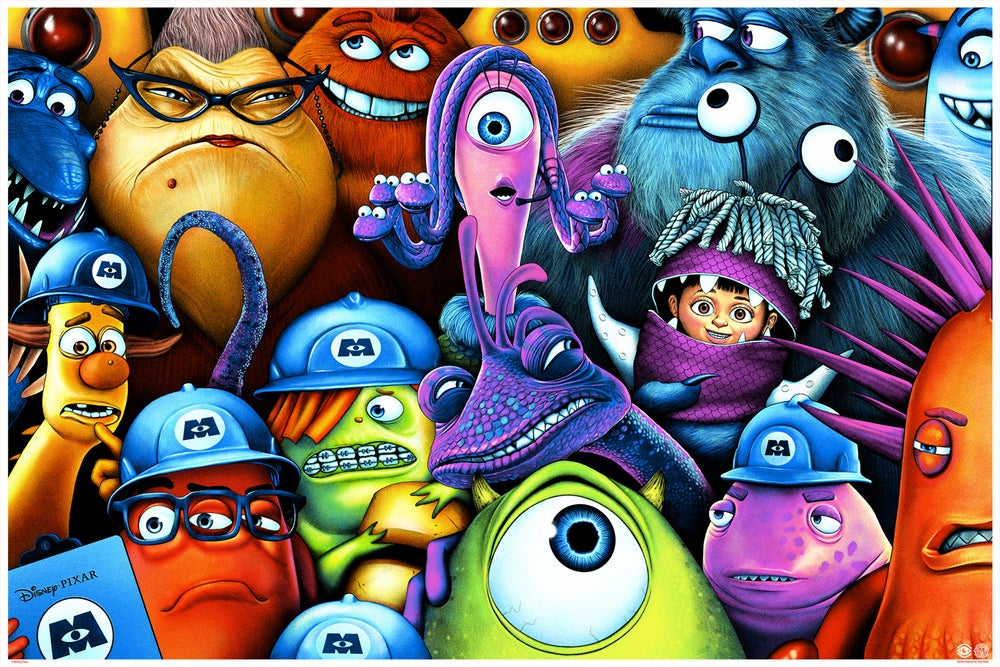 Image of Monsters Inc.