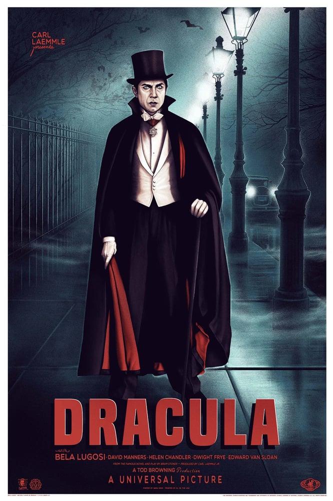Image of Dracula (regular edition)