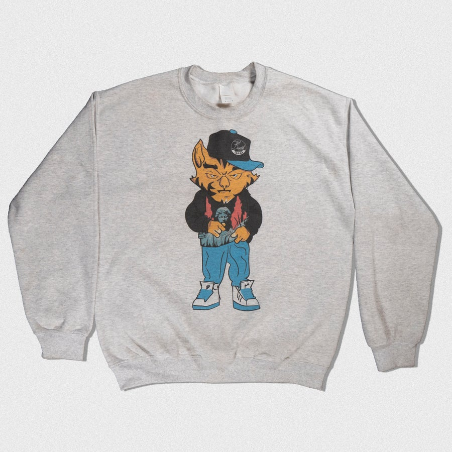 Image of DTG..Gray Crew Neck