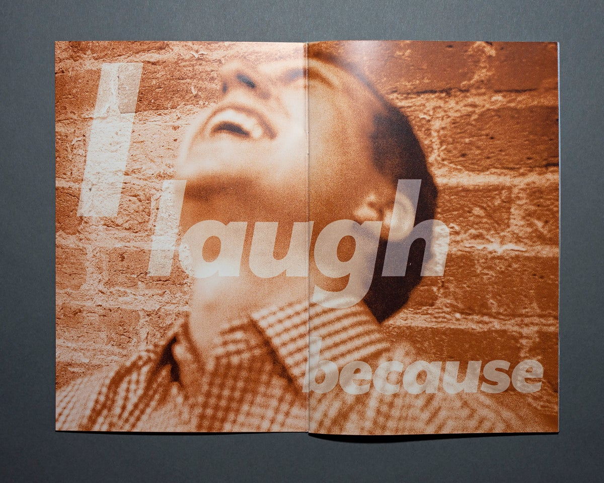 Image of I Laugh Because It Hides the Tears: Volume 1