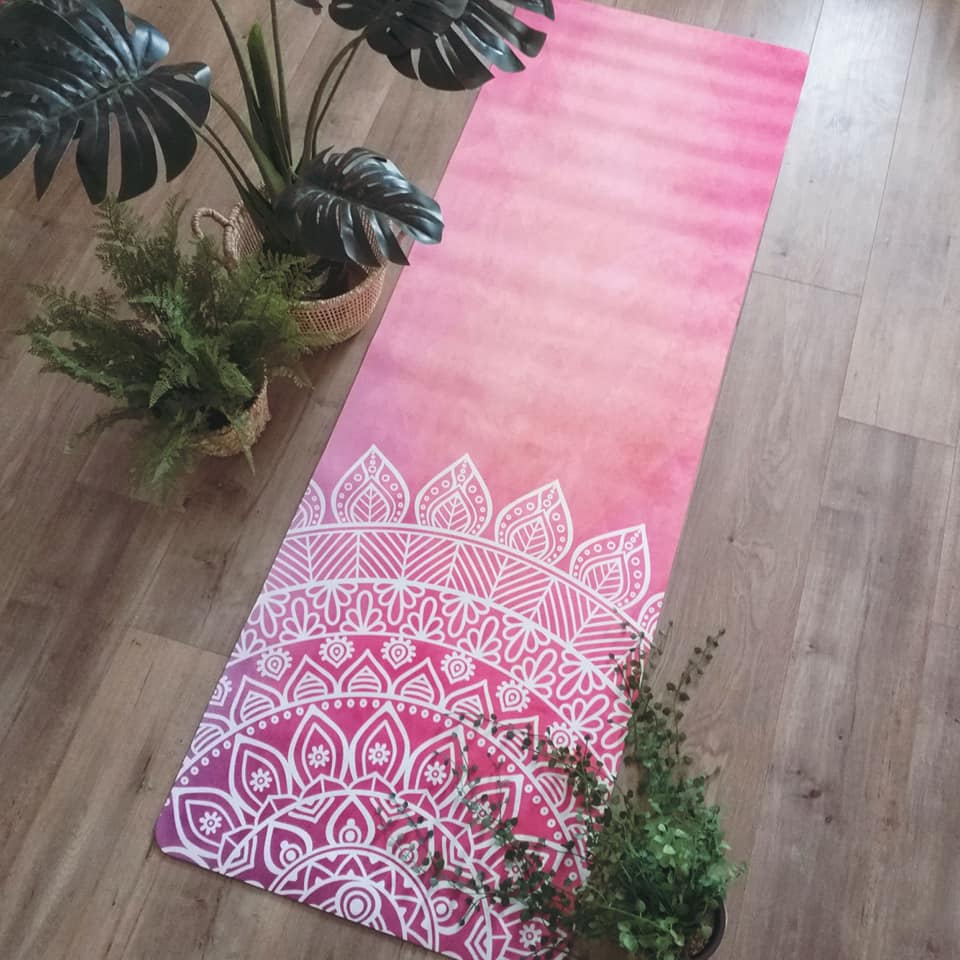 Image of 'Bali Nights' Yoga Mat