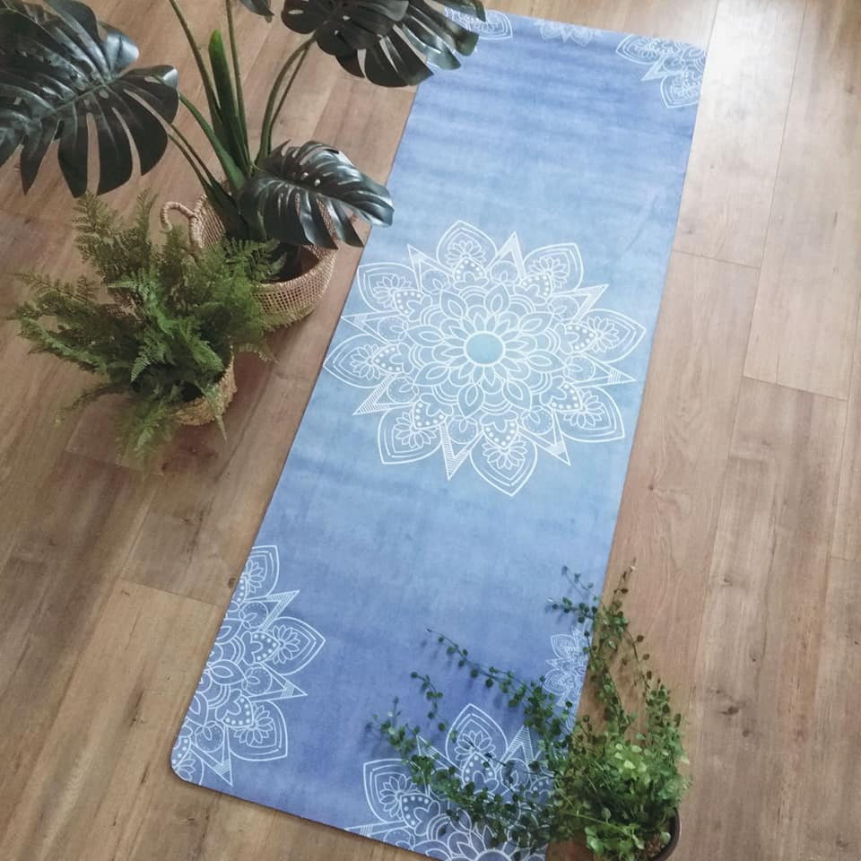 Image of 'Peru' Yoga Mat