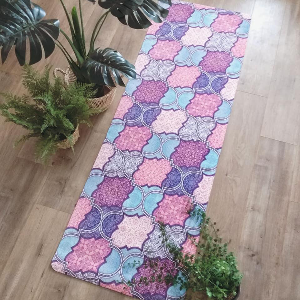 Image of 'Positano' Yoga Mat