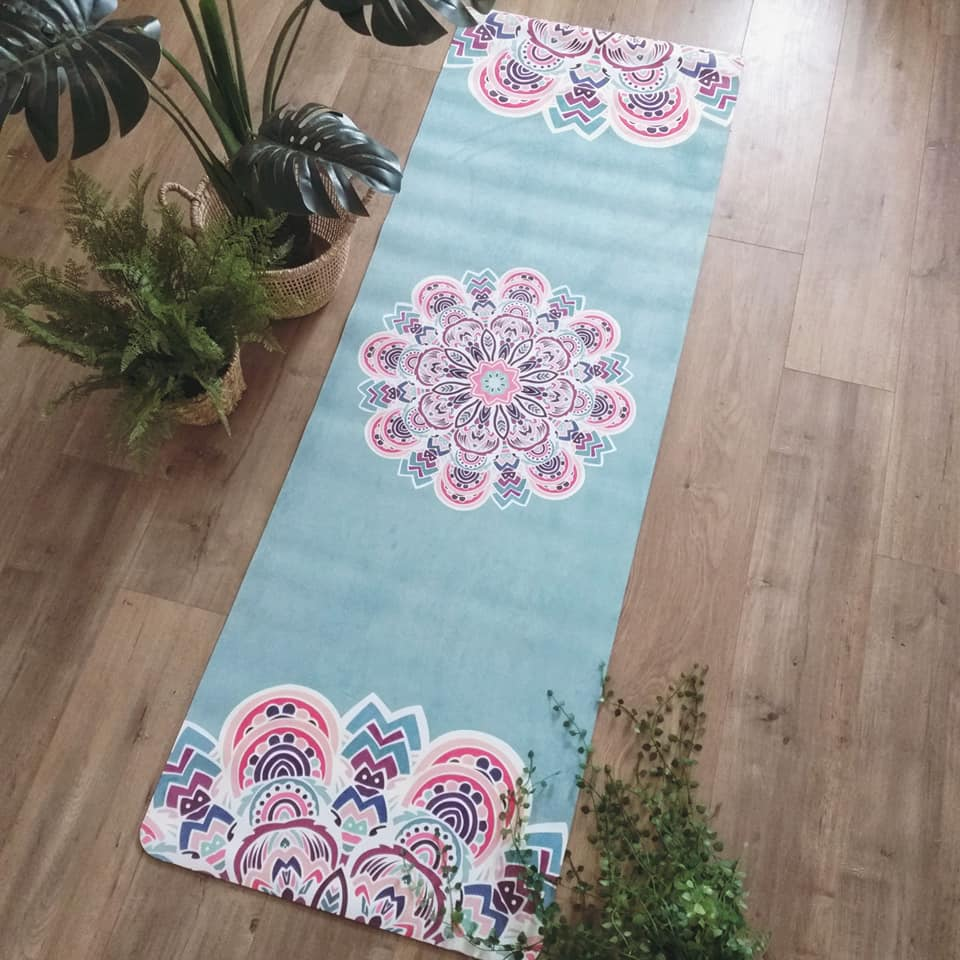 Image of 'Ibiza' Yoga Mat