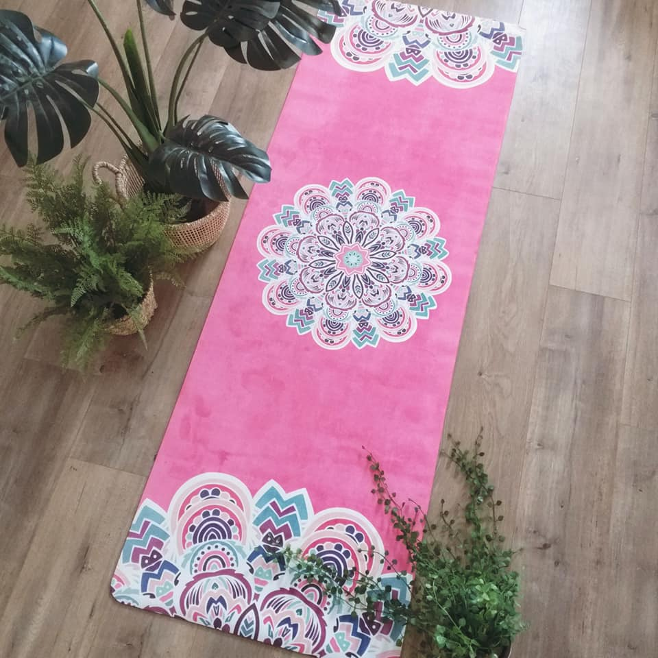 Image of 'Tahiti' Yoga Mat
