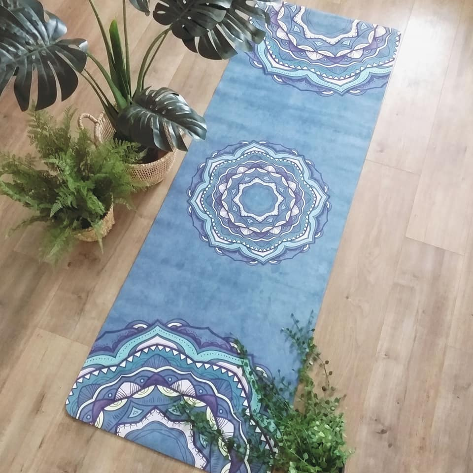 Image of 'Greece' Yoga Mat