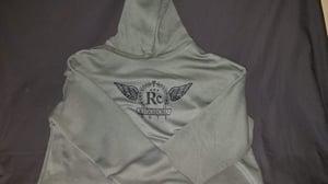 Image of RCru Lady's Crop-Top Hoodie
