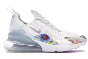 Image of (W) NIKE AIR MAX 270 WHITE AT6819-100 AUTHENTIC 100%