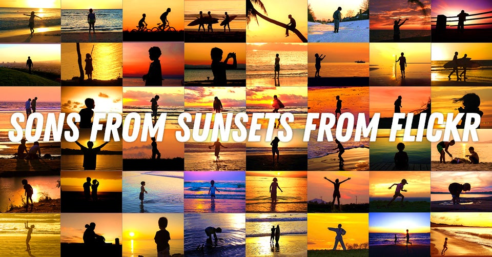 Image of Sons From Sunsets From Flickr