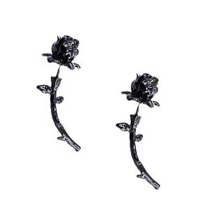 Image of Dark romance earrings
