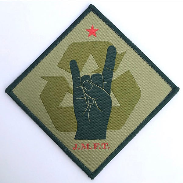 Image of Recycle Hard Patch