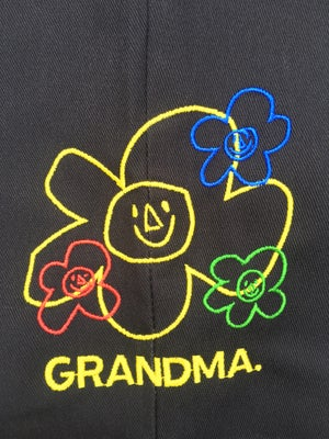 Image of Embroidered Logo Dickies 874 (Black)