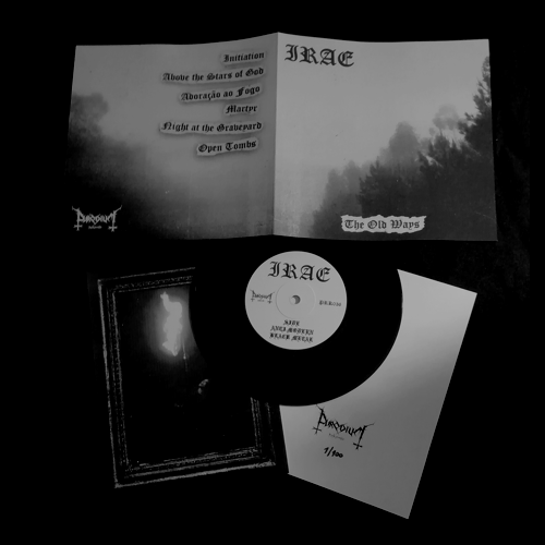 """Image of Irae """"The Old Ways"""" 7"""" EP"""