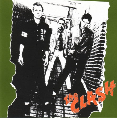 Image of The Clash - s/t LP