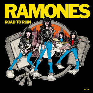 Image of Ramones - Road to Ruin LP