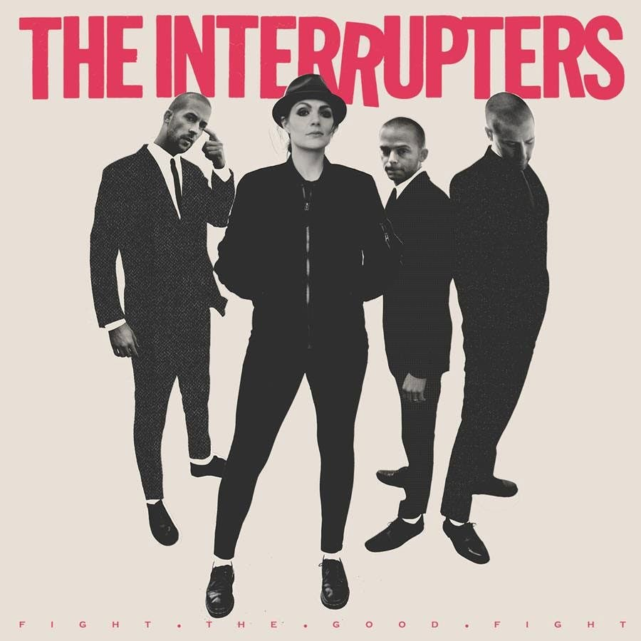 Image of The Interrupters - Fight the Good Fight LP