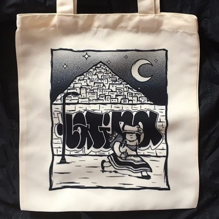 Image of LATINA Tote Bag