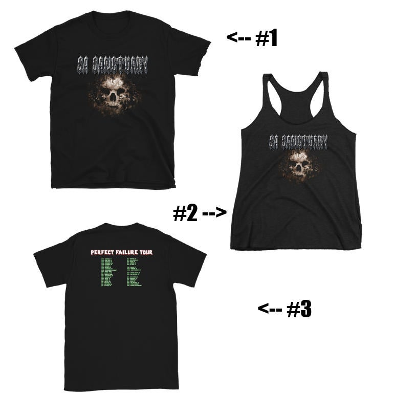 Image of S.A. Sanctuary Shirts