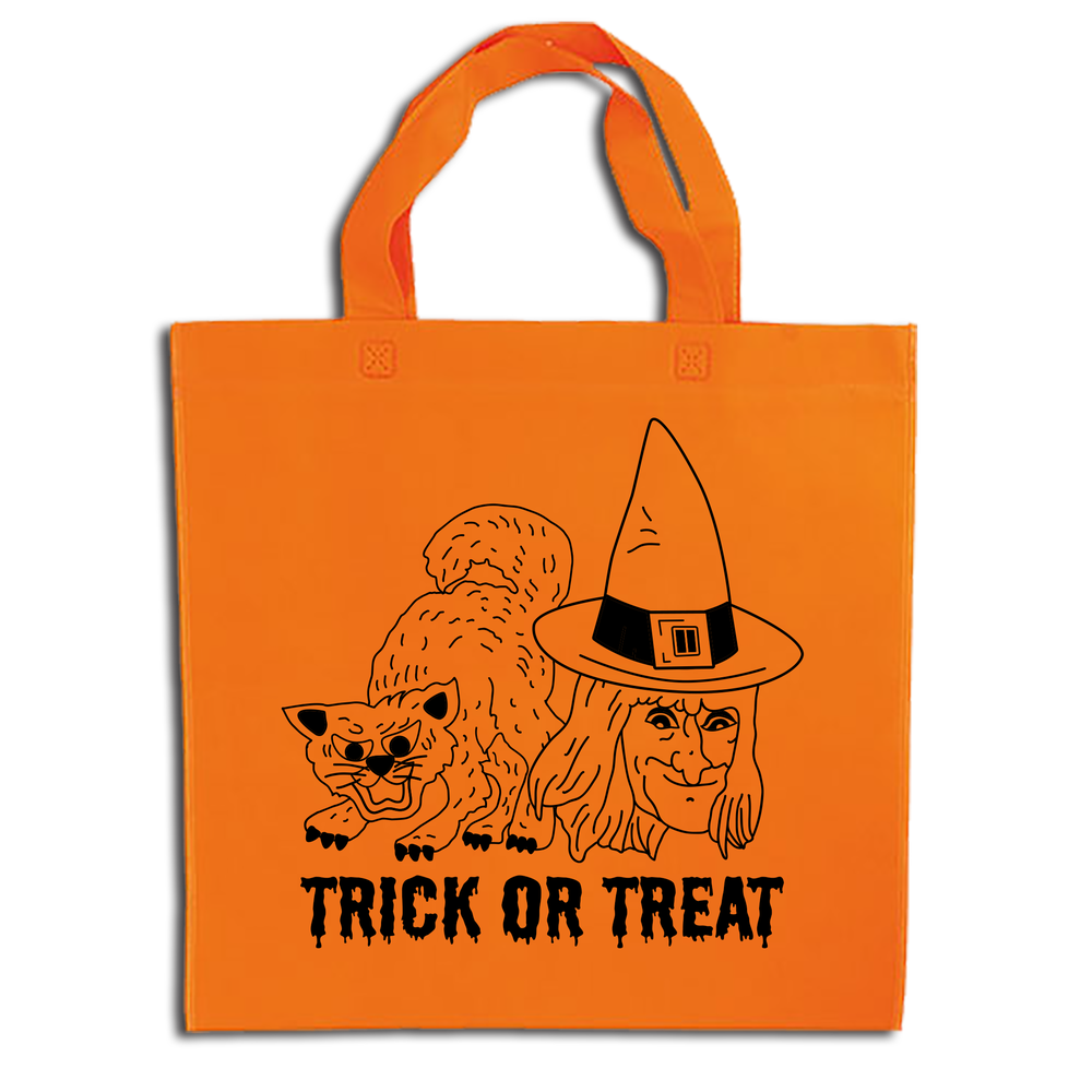 Image of Trick or treat Tote Bag