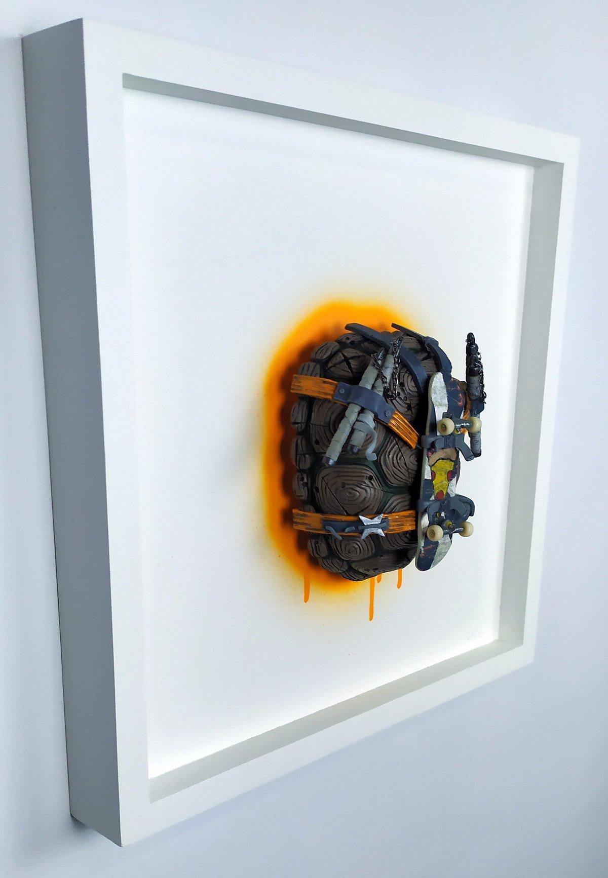 Image of Teenage Mutant Ninja Turtles - Michelangelo -