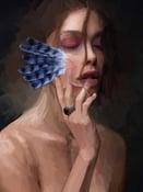 Image of Print 18x24 Bluebird