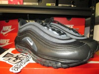 """Air Max 97 """"Triple Black"""" GS - areaGS - KIDS SIZE ONLY"""