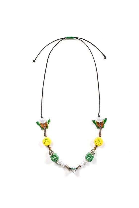Image of Evae smiley Christmas limited necklace