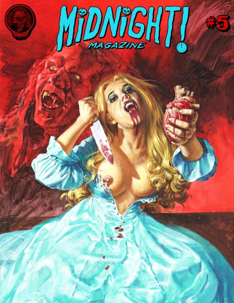 Image of MIDNIGHT! Issue #5