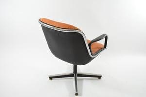 Image of Fauteuil de bureau Pollock / Knoll 70'