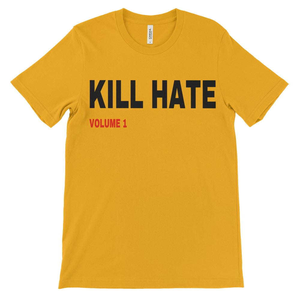 Image of KILL HATE t-shirt