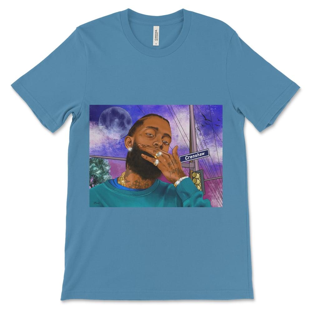 Image of NIPSEY t-shirt