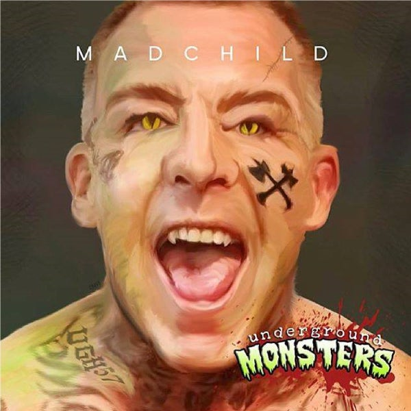 Image of MADCHILD - UNDERGROUND MONSTERS