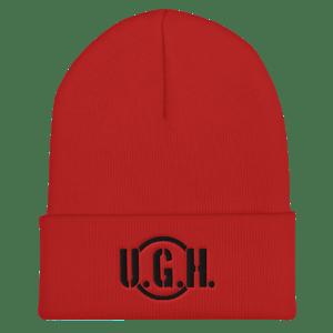Image of UGH Circle Logo Beanie