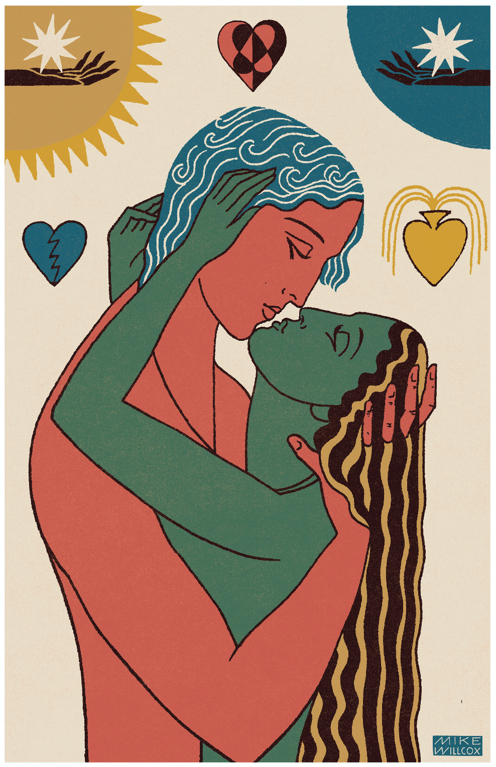 Image of The Lovers