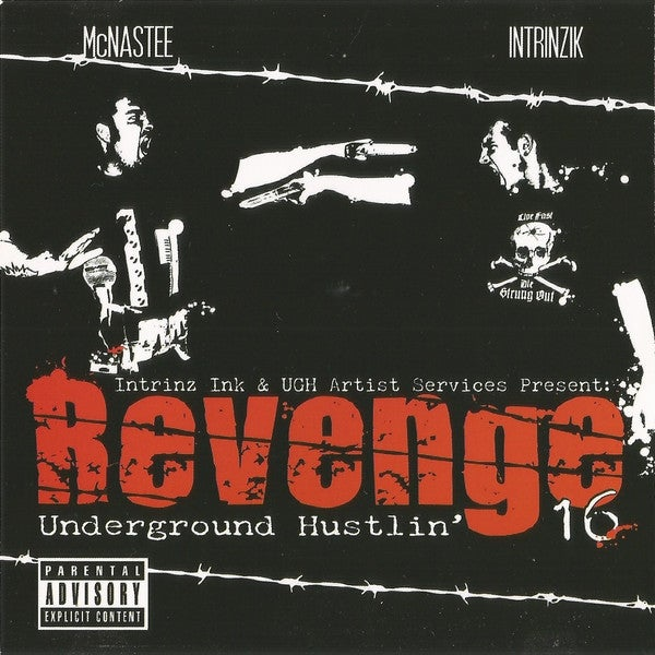 Image of UGH16: Revenge (Hosted by Intrinzik)