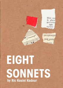 Image of Eight Sonnets