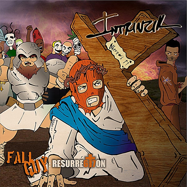 Image of Intrinzik - Fall:Guy Resurre6t7on (Double Disc)