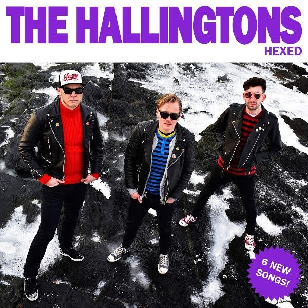 Image of Hallingtons - Hexed 7""