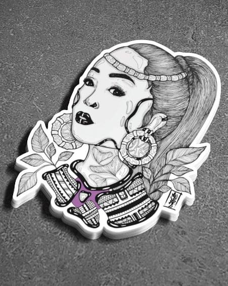 Image of TRILLIPINA Sticker Pack
