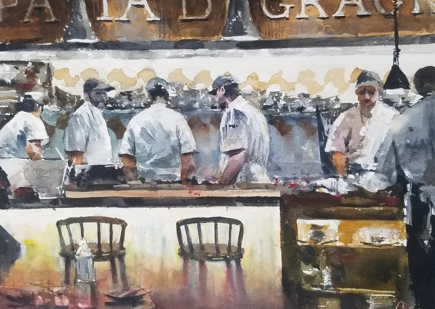 Image of Eataly prints