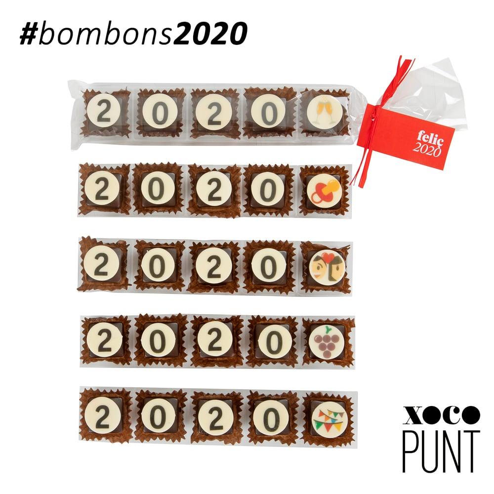 Image of BOMBONS 2020