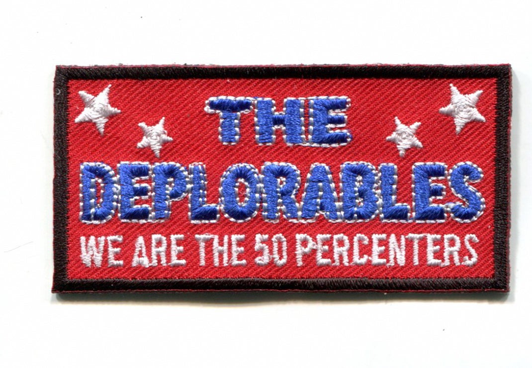 Image of The Deplorables patch