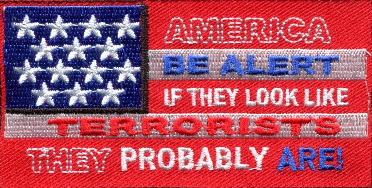 Image of America Be Alert