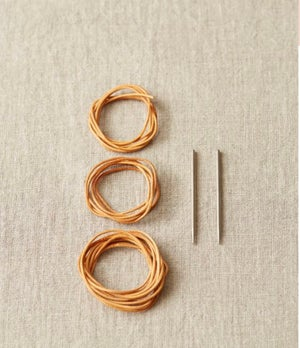 Image of Leather Cord and Needle Kit de CocoKnits