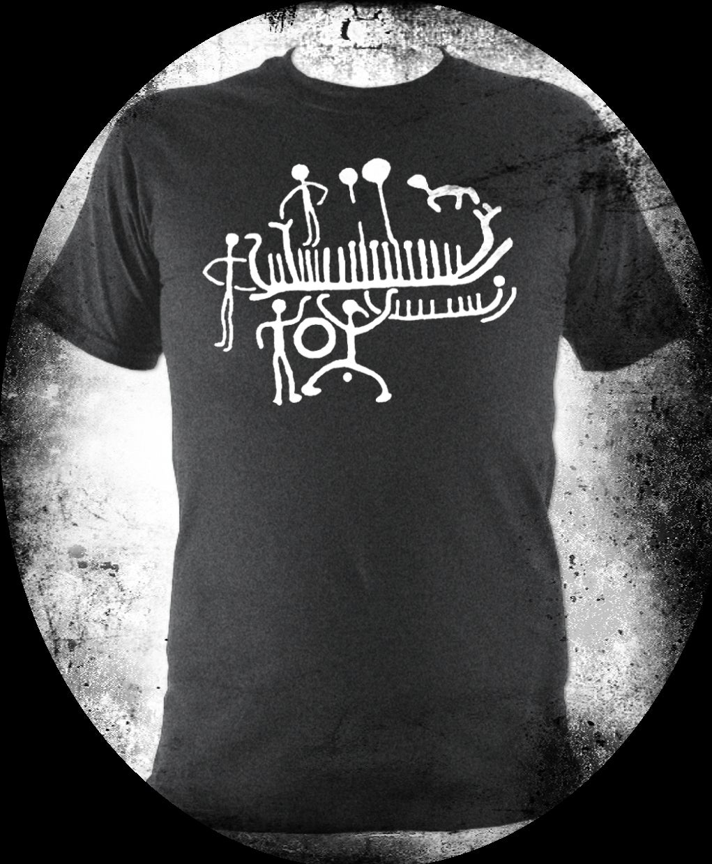 Nordic Sun Worshippers T-shirt